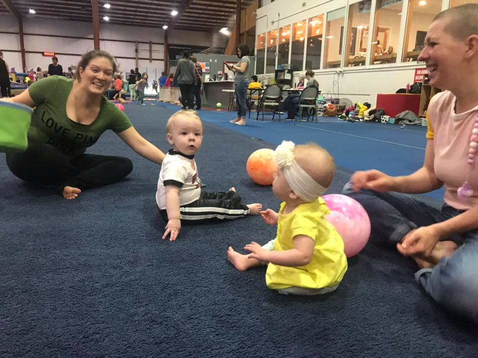 play group for gymnastics